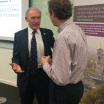 Professor Sir David Greenaway and Tim Hatton